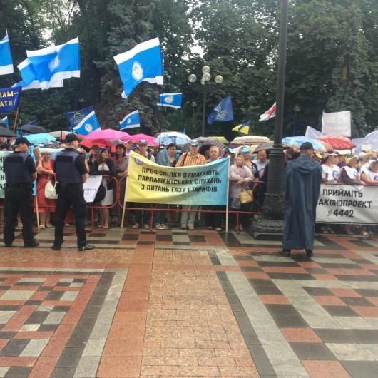 Ляшко собрал собрание против увеличения тарифов ЖКХ