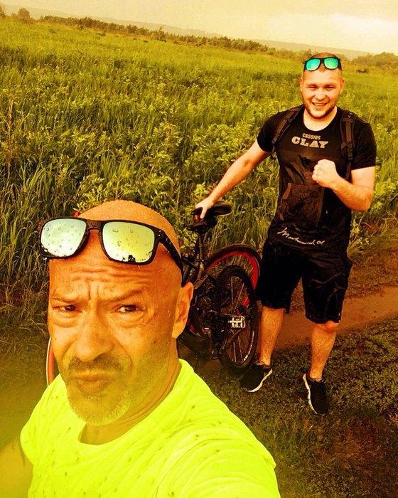 Теодор Бондарчук пытается организовать отношения с сыном