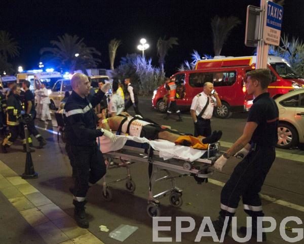 Новый кровавый теракт во Франции: много жертв (ФОТО, ВИДЕО)