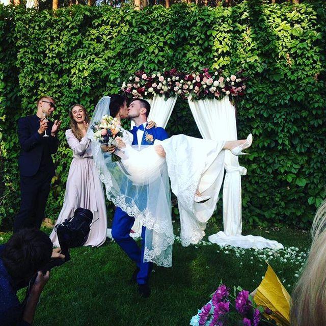 Рэпер ЯрмаК женился на модели (ФОТО)
