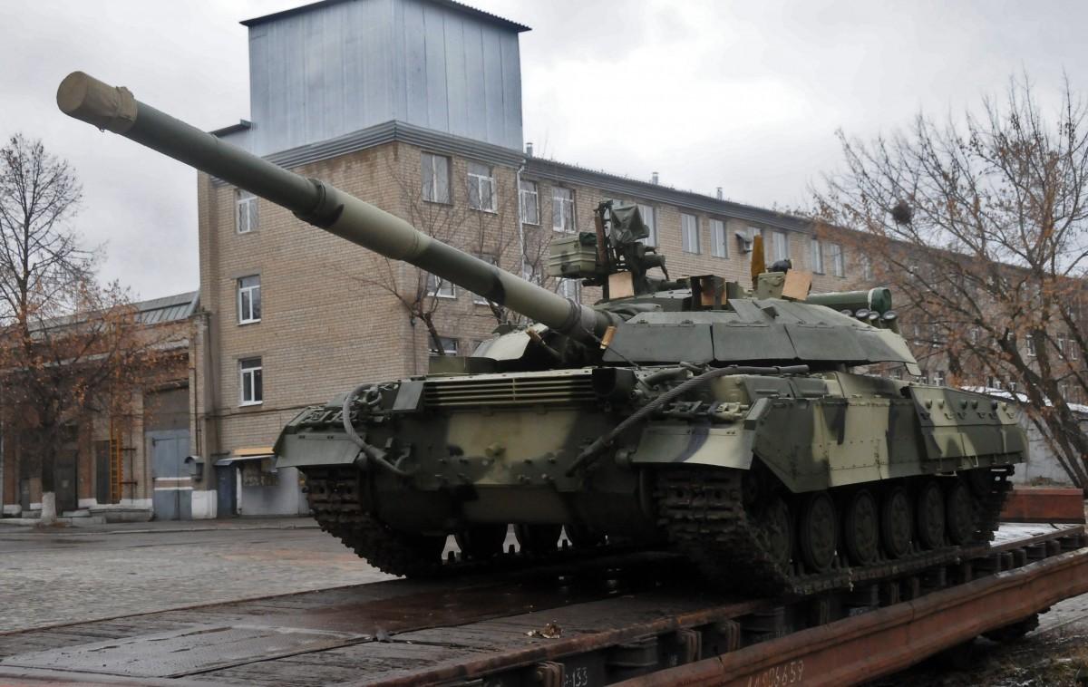"""Топ-11 украинского оружия от меча до """"Молота"""" (ФОТО, ВИДЕО)"""