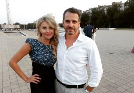 Екатерина Архарова встречается с голливудским актером (ФОТО)