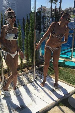 Екатерина Климова опубликовала фото с отдыха (ФОТО)