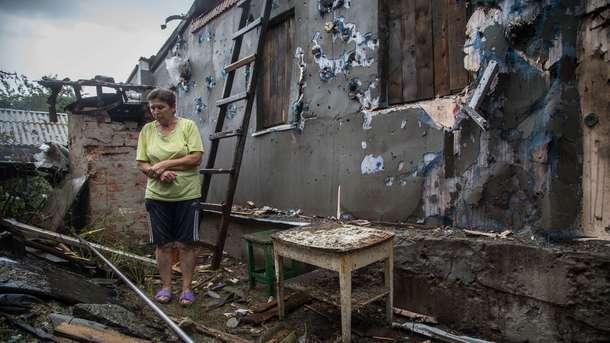 Резкое обострение на Донбассе