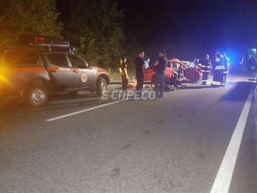 Под Киевом столкнулись два автомобиля, есть жертвы (ФОТО)