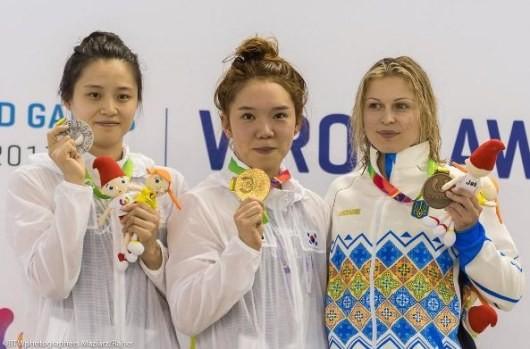 Украина завоевала первые медали в подводном плавании (ФОТО)