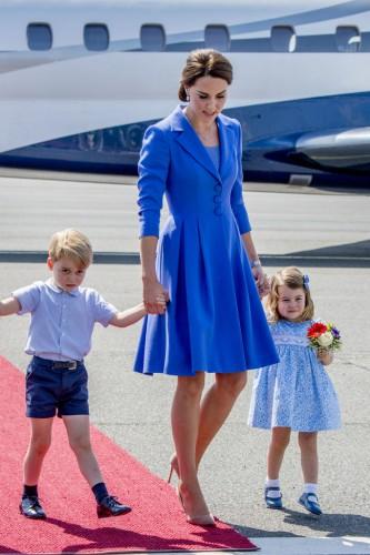 День рождения принца Джорджа: фото наследника престола
