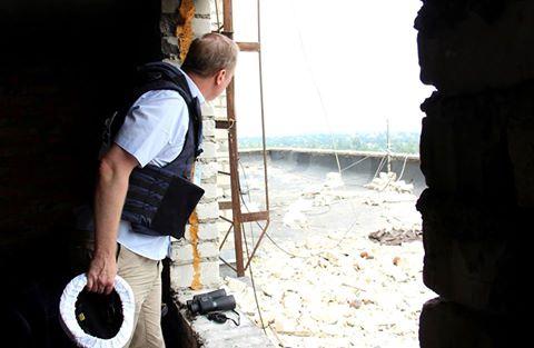 Волкер: В Донбассе не замороженный конфликт, а горячая война