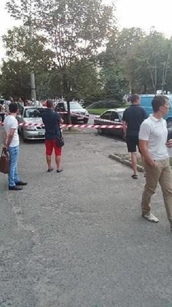 В ходе стрельбы в Днепре погибли бойцы АТО (ВИДЕО)