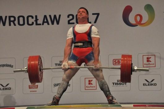 Украинец установил новый мировой рекорд в пауэрлифтинге.ФОТО