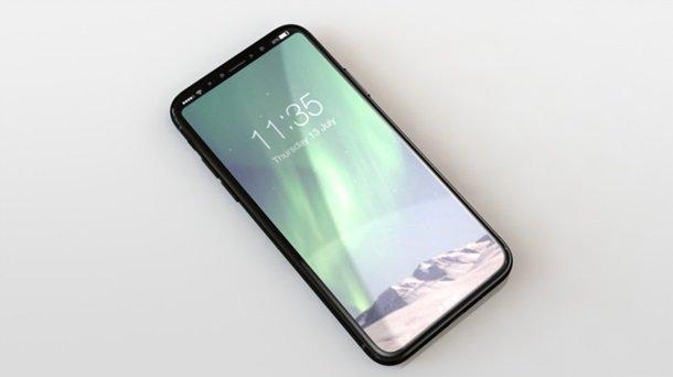 Показали финальный дизайн iPhone 8 (7 ФОТО)