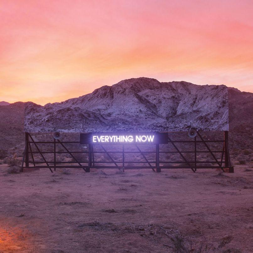 Канадцы Arcade Fire выпустили новый альбом на спиннере