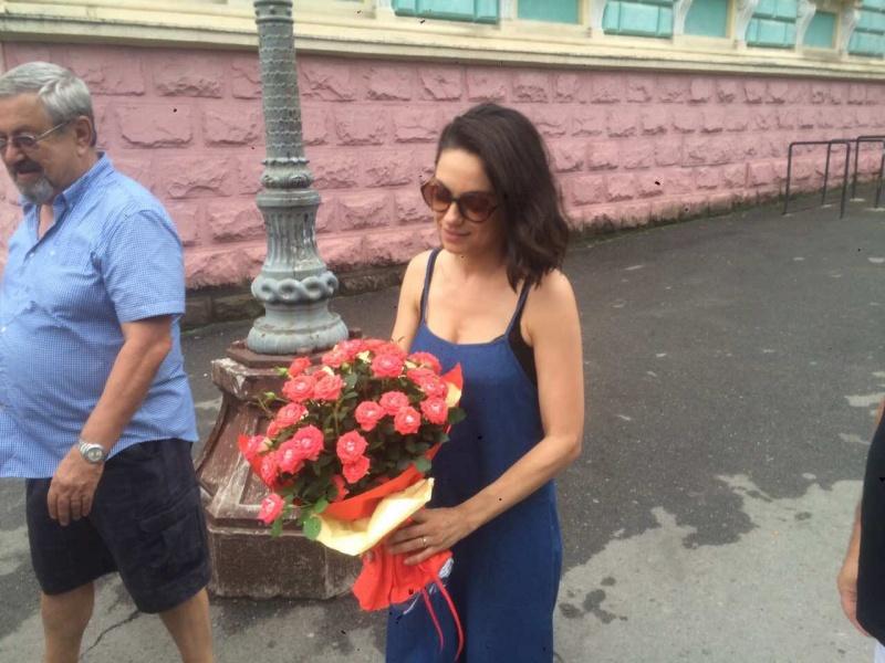 В Черновцы приехали голливудские актеры (ФОТО)