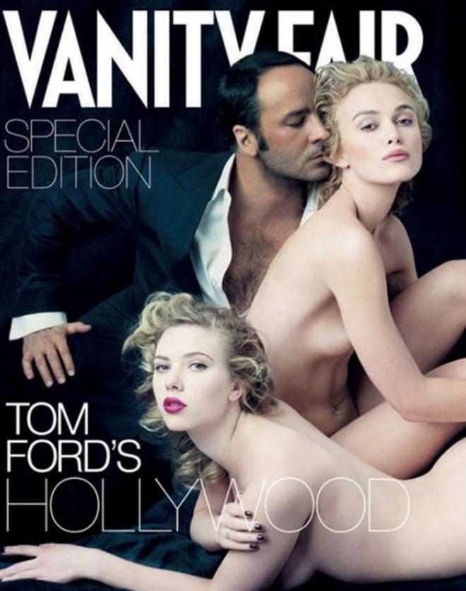 Составлен рейтинг самых сексуальных обложек глянца (ФОТО)