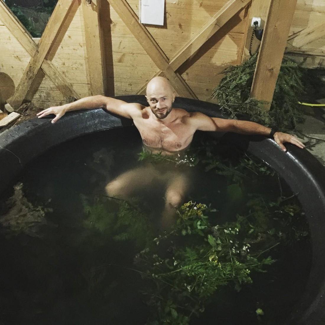 Если что – я в плавках, - Влад Яма поделился пикантным фото