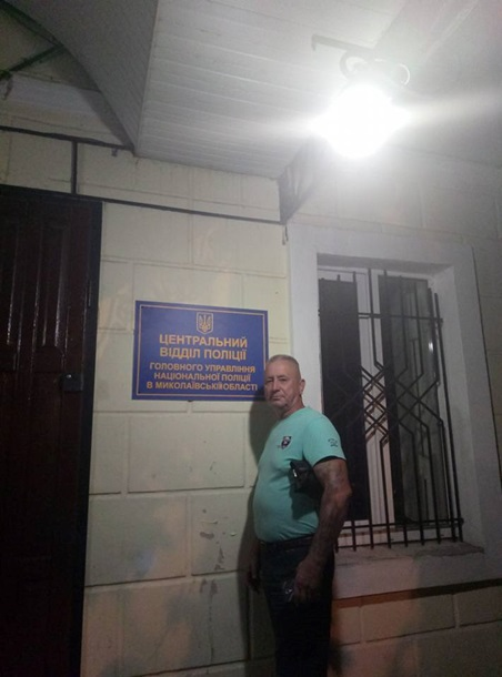 В Николаеве стреляли из ружья: ранены двое (ФОТО)