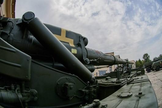 После парада в Киеве техника поедет в АТО (ФОТО)