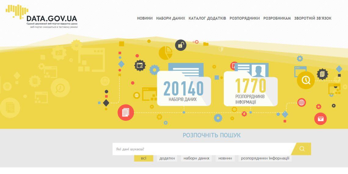 В Украине открыли доступ к информации о владельцах компаний