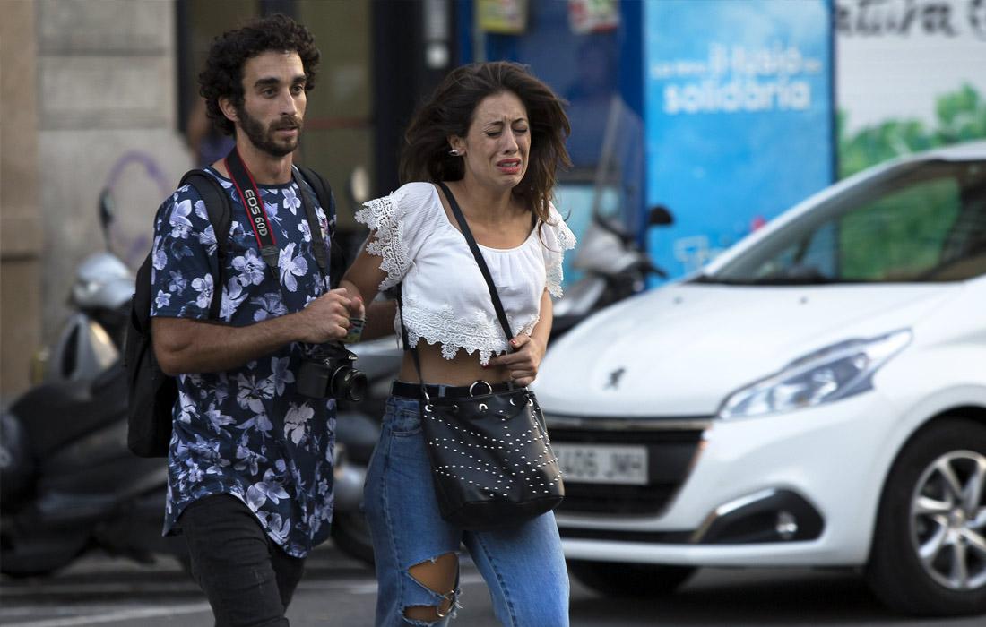 ЦРУ предупреждало об угрозе теракта в центре Барселоны