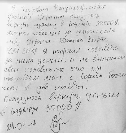 Скандал в украинском хоккее: игроки продали матч ЧМ-2017