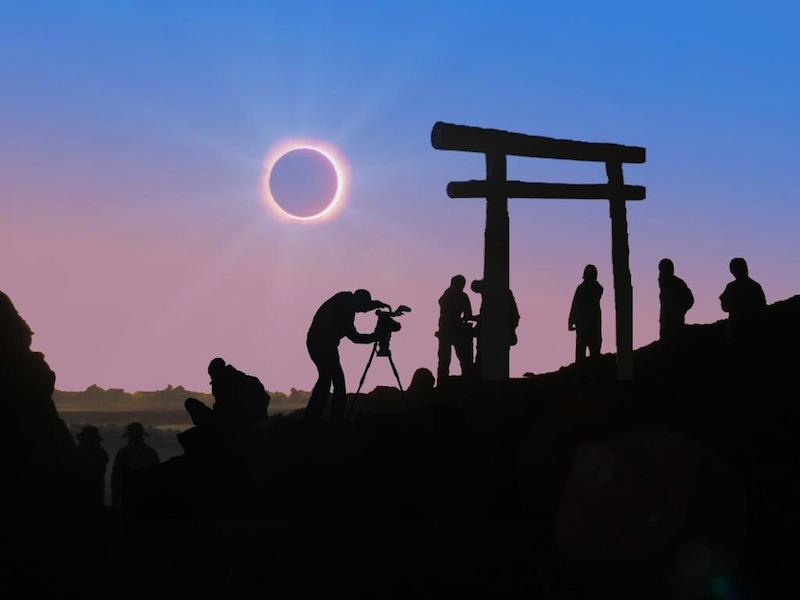 Солнечное затмение: Что можно и что нельзя делать 21 августа