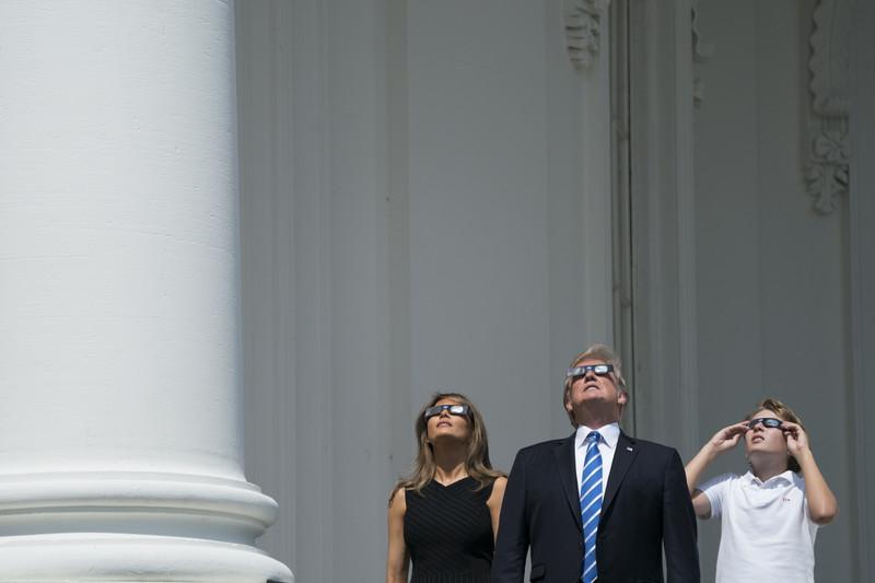 Историческое великое затмение Солнца в США (фото, ВИДЕО)