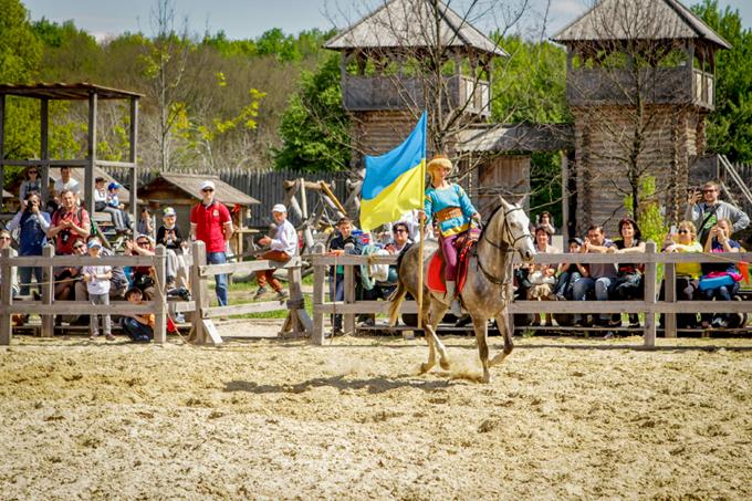 24 августа под Киевом пройдет шоу исторических персонажей