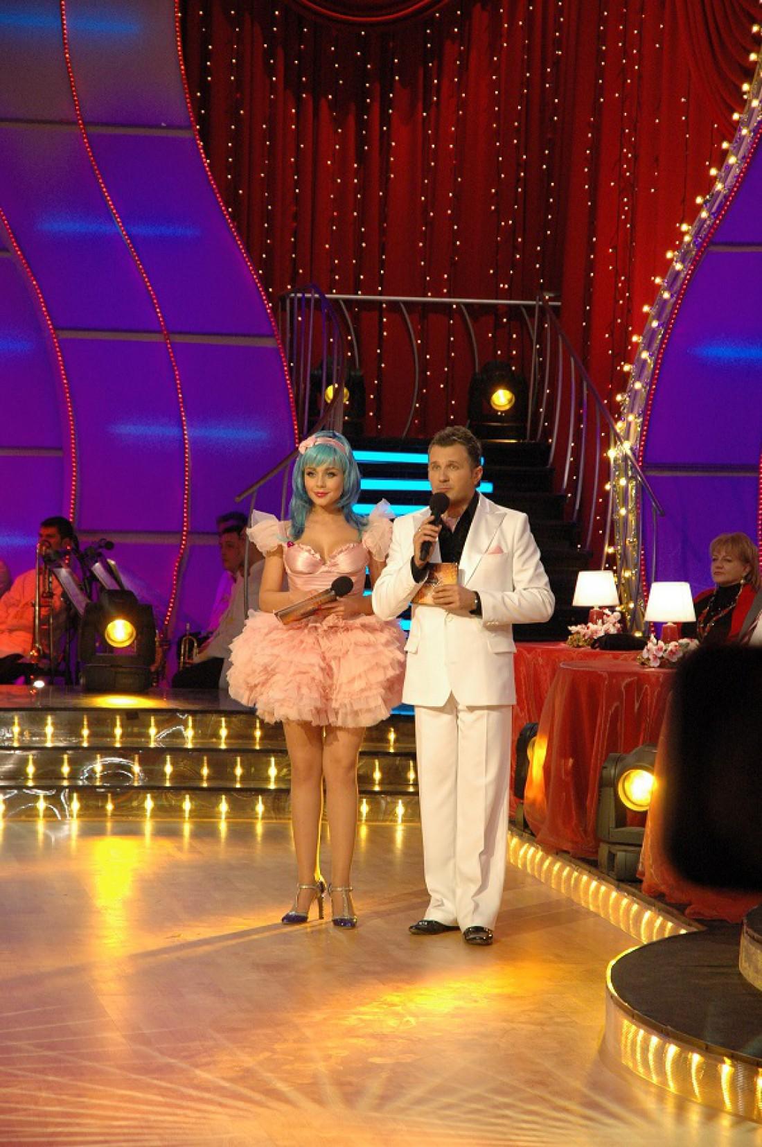 Первый эфир Танців з зірками проведут Горбунов и Тина Кароль